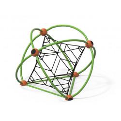 Sphere S - jeu de grimpe
