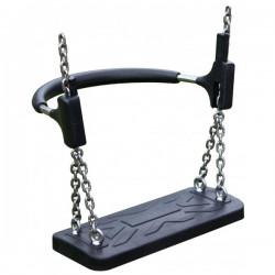étrier de sécurité pour protéction anti-saut et anti-basculement pour siège de balançoire