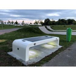 GTSM banc photovoltaïque