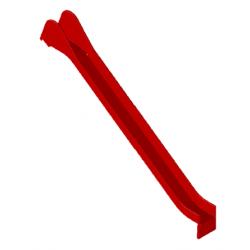 Glissière de toboggan de sécurité - H:240, L:420