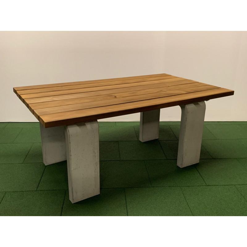 Lido table - sapin