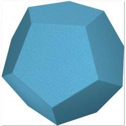 Diamant - élément de séparation, d'équilibre ou siège