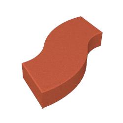 S-Block - élément de séparation, d'équilibre ou siège