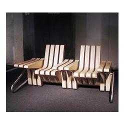 Coffee Bench - Indoor, modulare Sitzbank