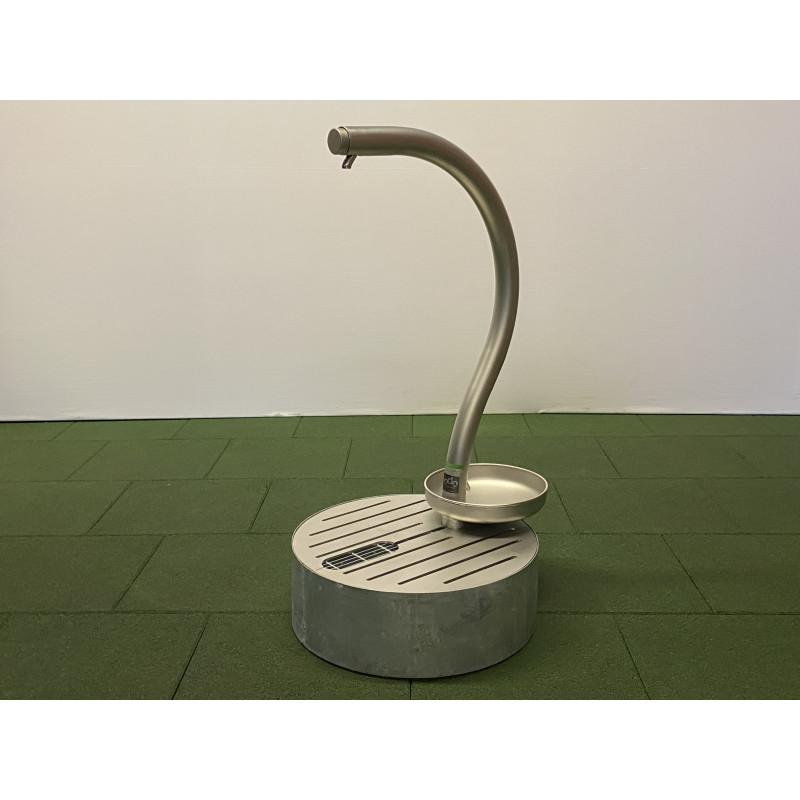 modo Lilla - fontaine en acier inoxydable