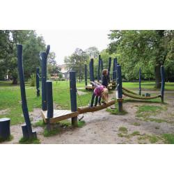 "Balancierparcours ""Hase"" - Robinienholz SIK"