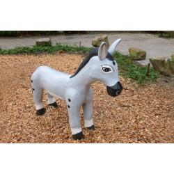 """Sculpture de jeu """"l'âne"""" - robinier SIK"""