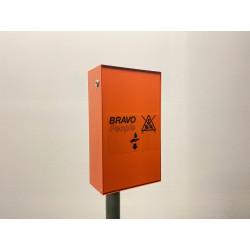BRAVO People - Distributeur de désinfectant