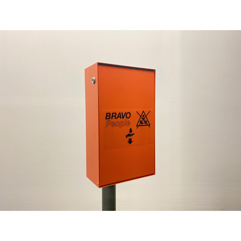 BRAVO People - Desinfektionsspender