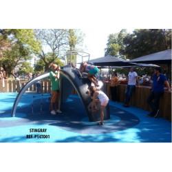 Stingray Slide by PLAY IN ART®