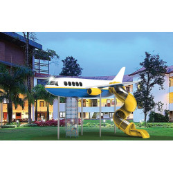 Spielgerät Flugzeug Faro by PLAY IN ART®