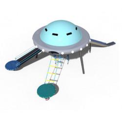 Spielgerät Raumstation by PLAY IN ART®