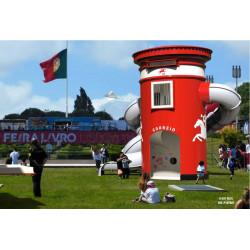 Spielturm U got Mail! by PLAY IN ART®