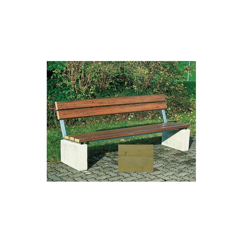 GTSM Classico Tanne - Sitzbank
