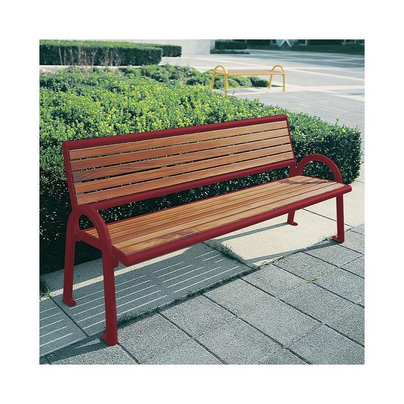 Banc 2000 - lattage en bois