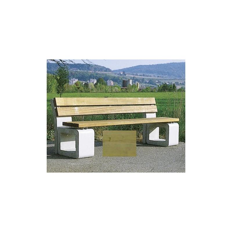 GTSM Lido Sapin - banc de parc