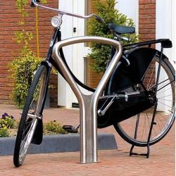 Connect+ - Appui-vélo/ borne