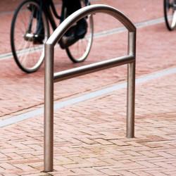 Arc 120Q Inox - râtelier pour vélos