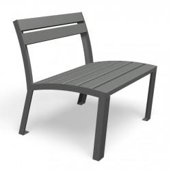 miramondo La Strada - chaise XL