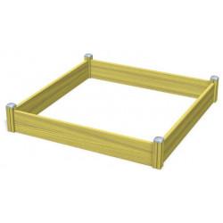 Budgetino Sandbox 250 x 250 cm