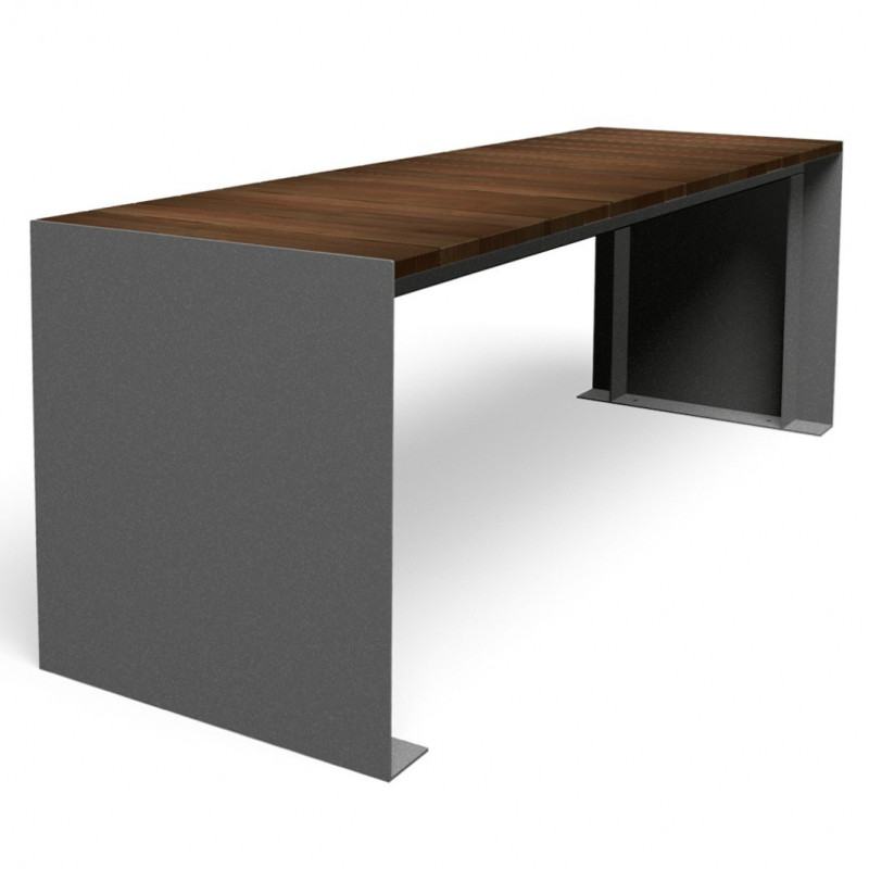 miramondo Passepartout Wood - Tisch gross
