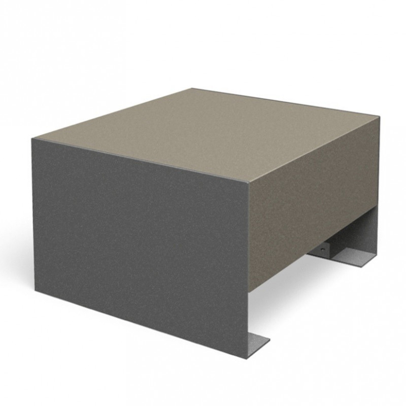 miramondo Passepartout Concrete - Hocker