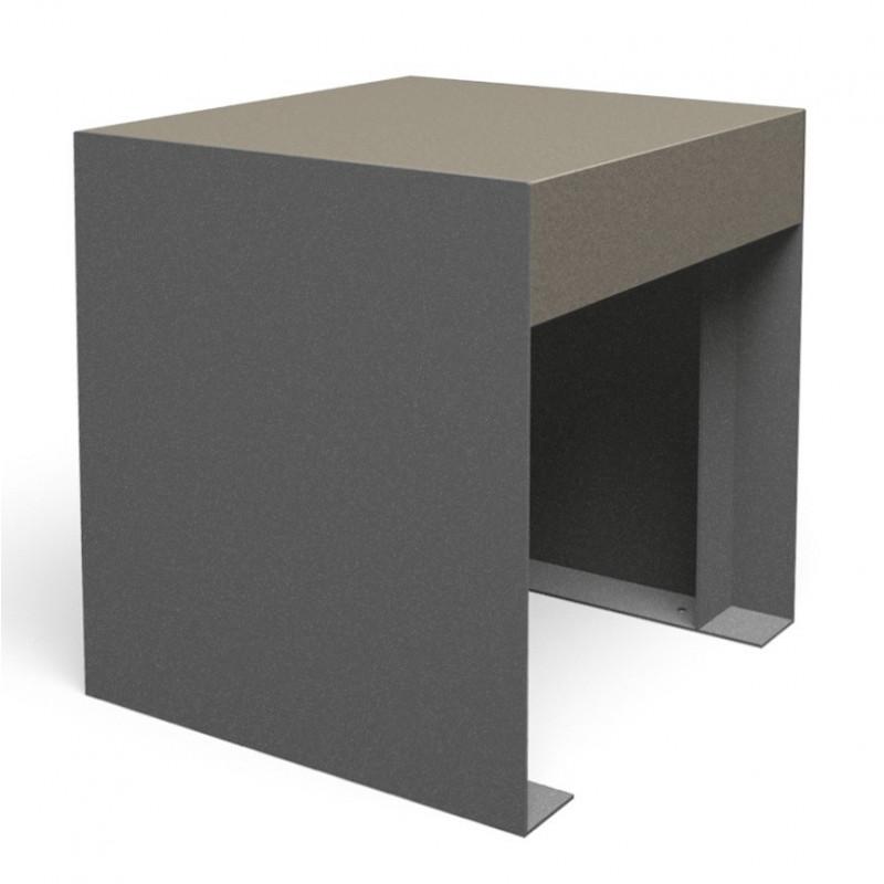 miramondo Passepartout Concrete - Tisch klein