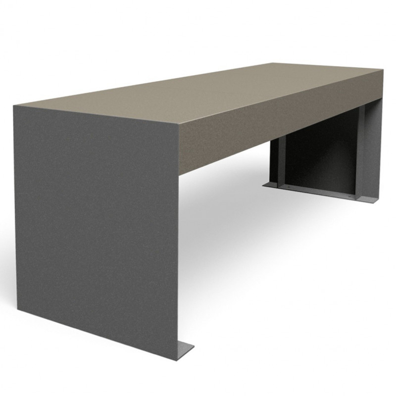 miramondo Passepartout Concrete - Tisch gross