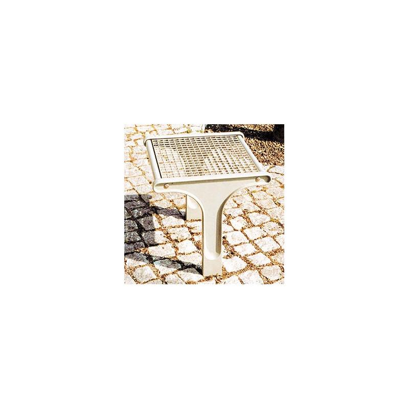 HC Classic - siège grillagé en acier
