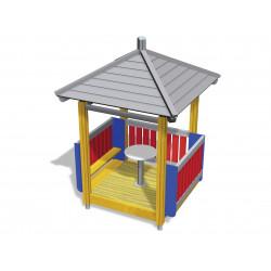 Maisonette - cabane de jeu