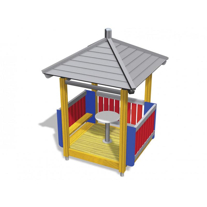 Maisonette - Spielhaus