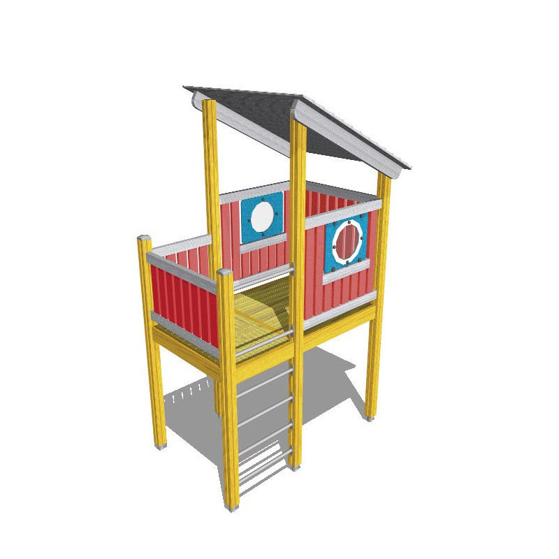 Baywatch - Auslaufmodell - Turm