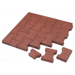 Softex Pflastersteine aus Gummi - Fallschutz