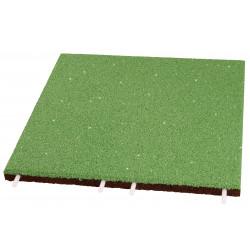 Plaques de protection de chutes en EPDM Glitter