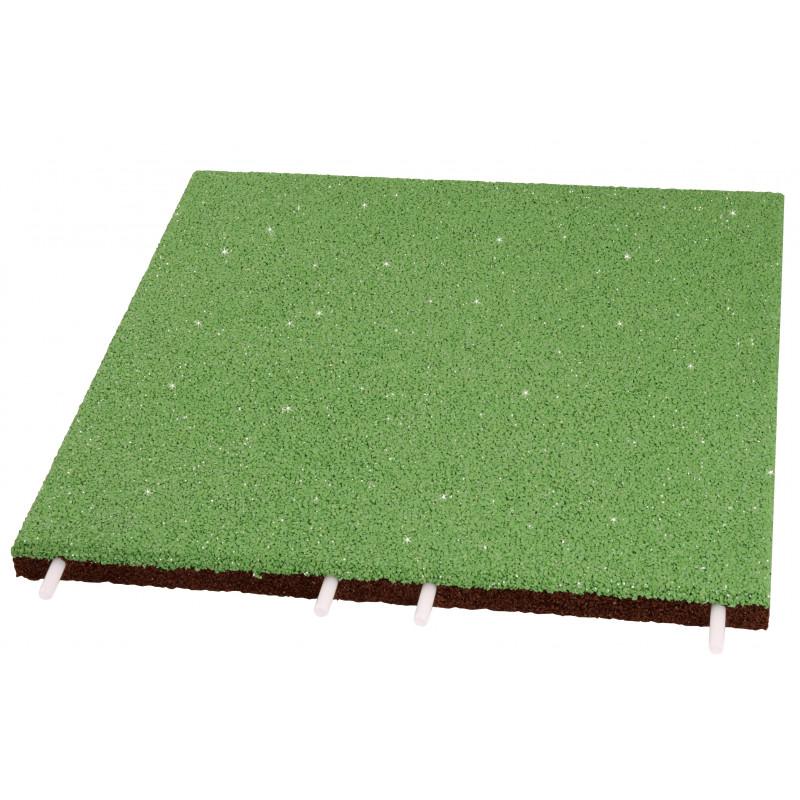 Fallschutzplatten EPDM Glitter