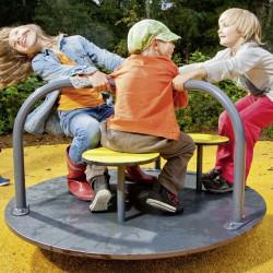 tourniquet pour places de jeux d'enfants