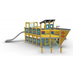 Scuba - Spielschiff