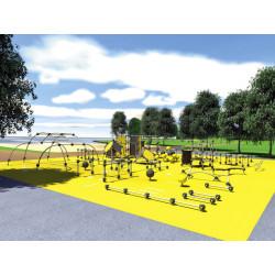 Parkour Park L - Outdoor Trainingsanlage
