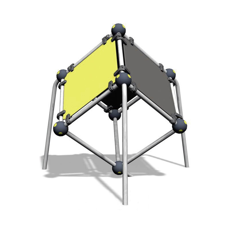 Tic-Tac Cube M - Sprung-Trainer