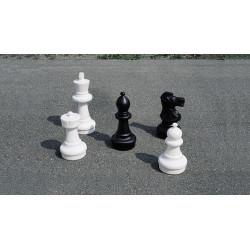 Gartenschachfiguren - Gesellschaftsspiel