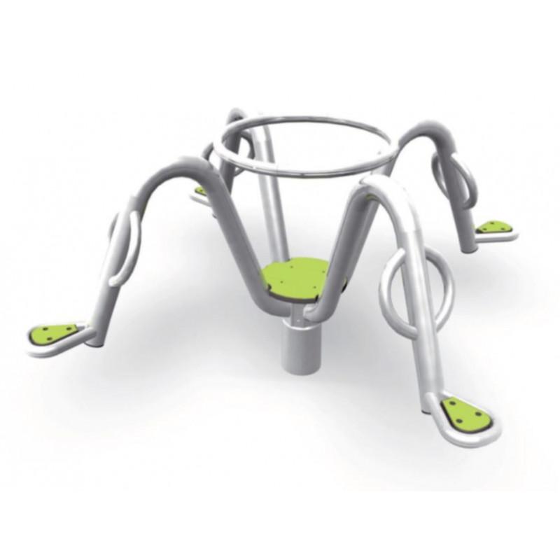 XRoll - carrousel basclulant pour 4