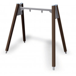 1er-Bockschaukel Holz