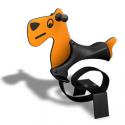 Rex - Federwipp-Spielgerät