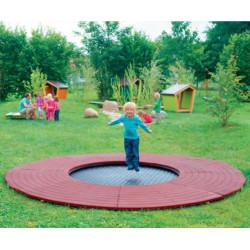 Playground rund