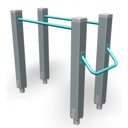 Dip Bar - Outdoor Fitnessgerät