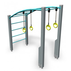 Monkey Bars - appareil de fitness outdoor