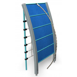 Rope Wall - Outdoor Fitnessgerät