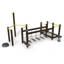 Vital Combi 83 - Senioren-Outdoor-Fitness-Parcour