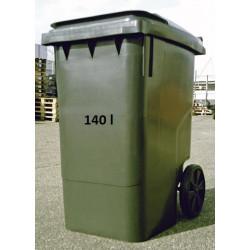 Container à 2 roulettes - 140