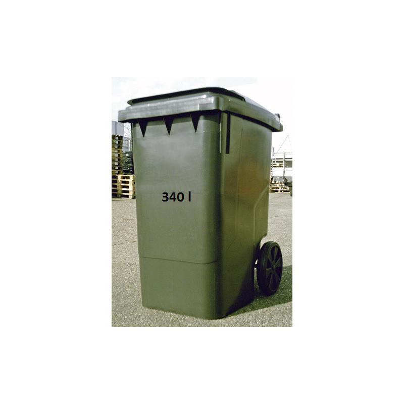 Container à 2 roulettes - 340